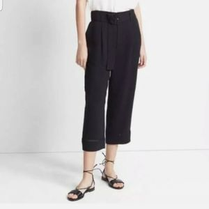 Club Monaca Ayto Cropped Black Pants 2